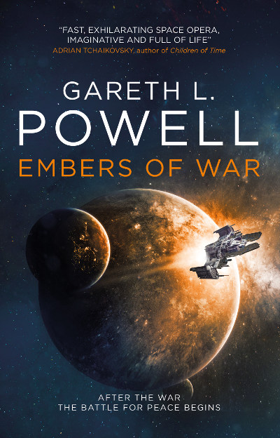 Exclusive Excerpt From Embers Of War By Gareth L Powell