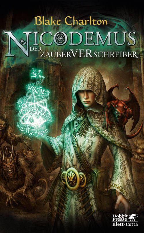 Spellwright (German cover art)