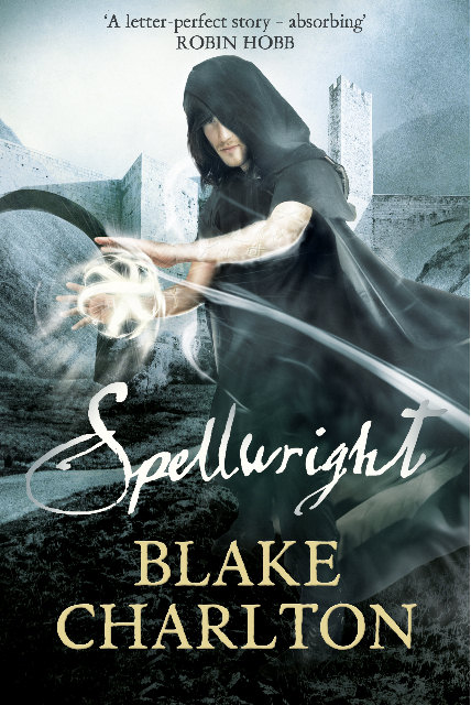 Spellwright (UK cover art)