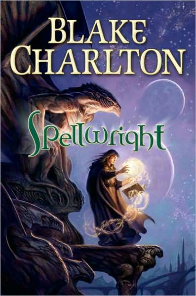 Spellwright (US cover art)