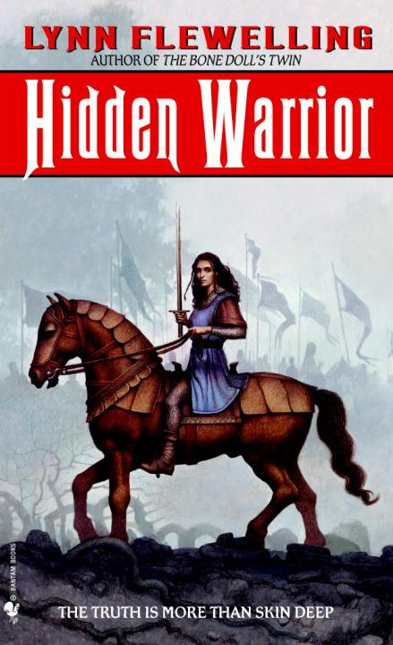 Hidden Warrior (Tamír Triad, #2)