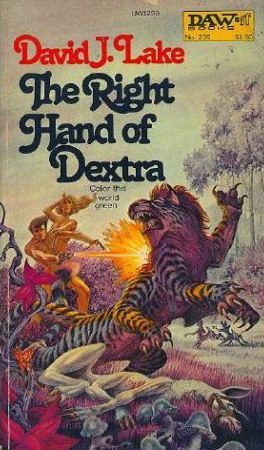 The Right Hand of Dextra (Breakout, #2)