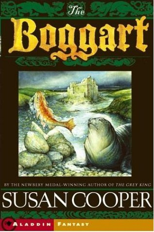 The Boggart (Boggart, #1)