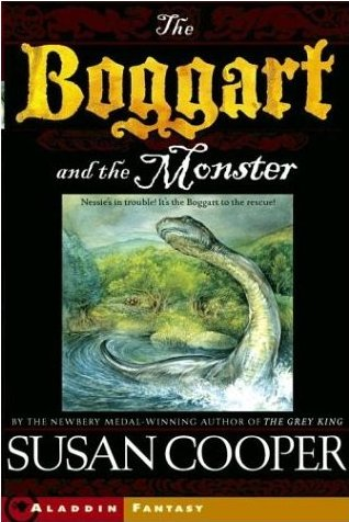 The Boggart and the Monster (Boggart, #2)