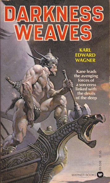 Darkness Weaves (Kane, #1)