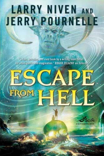 Escape from Hell (Inferno, #2)