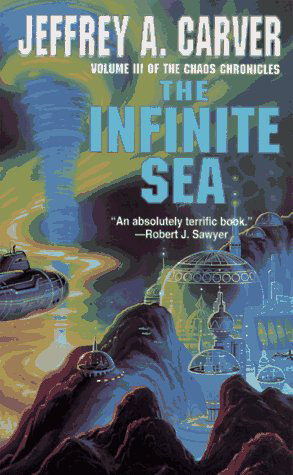 The Infinite Sea (The Chaos Chronicles, #3)