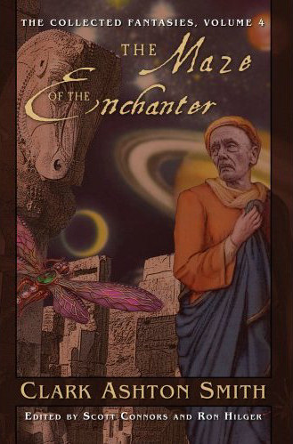The Maze of the Enchanter (The Collected Fantasies, #4)