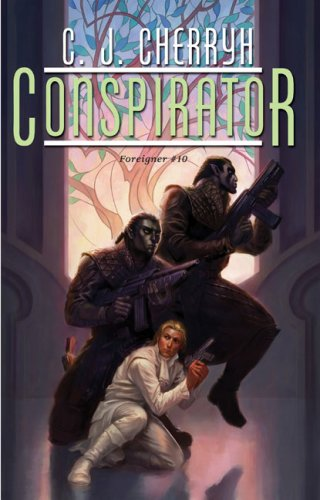 Conspirator (The Foreigner Universe, #10)