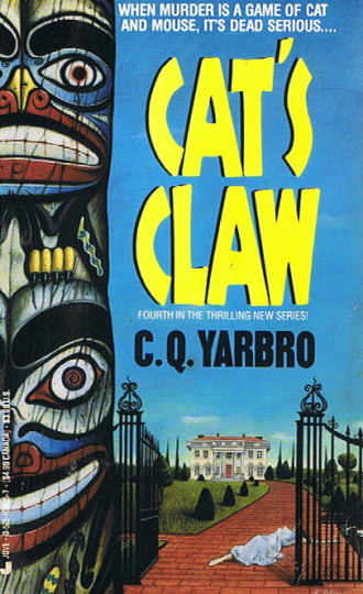 Cat's Claw (Charlie Moon / Ogilvie, Tallant and Moon, #4)