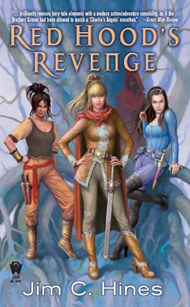 Red Hood's Revenge (Princess Series, #3)