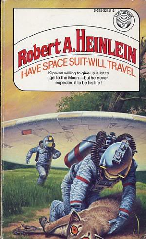 Have Space Suit – Will Travel