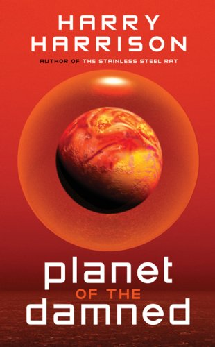 Planet of the Damned (Brion Brandd, #1)