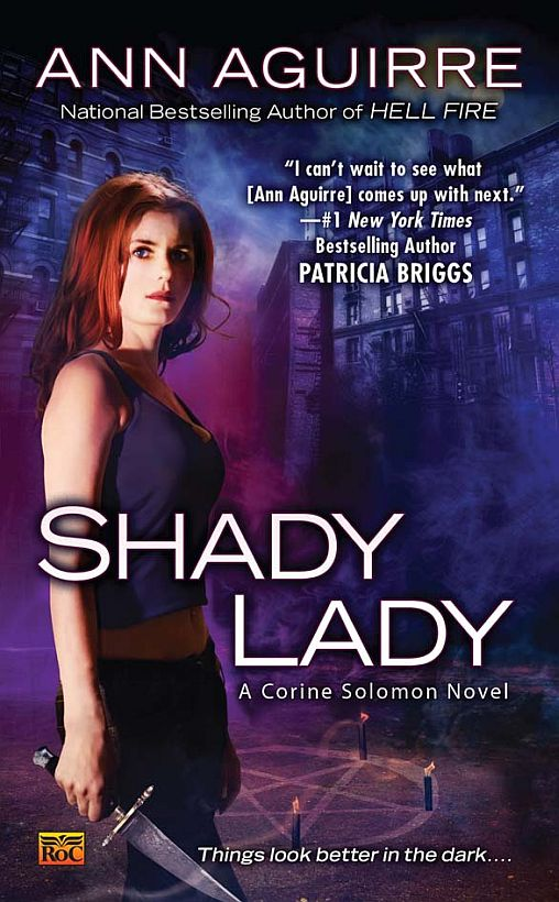 Shady Lady (The Corine Solomon Series, #3)