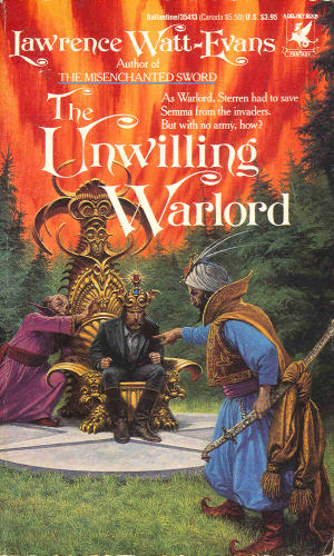 The Unwilling Warlord (Legends of Ethshar, #3)