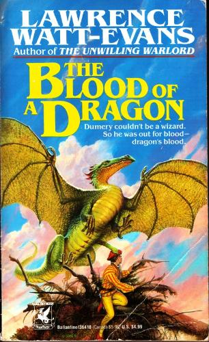 The Blood of a Dragon (Legends of Ethshar, #4)