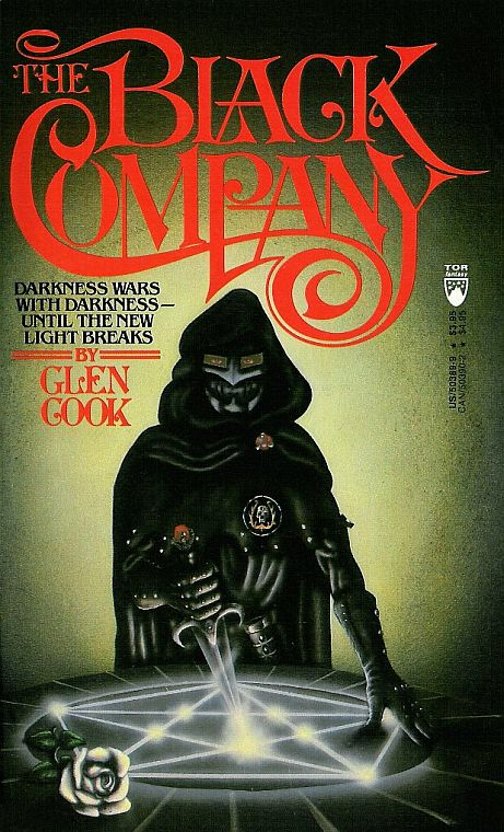 The Black Company (The Black Company, #1)
