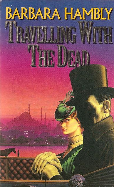Travelling with the Dead (James Asher Chronicles, #2)