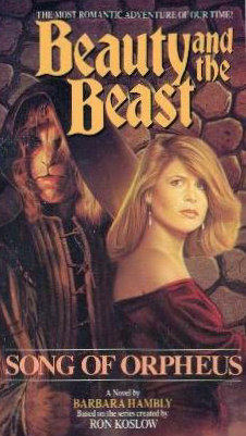 Song of Orpheus (Beauty and the Beast, #2)