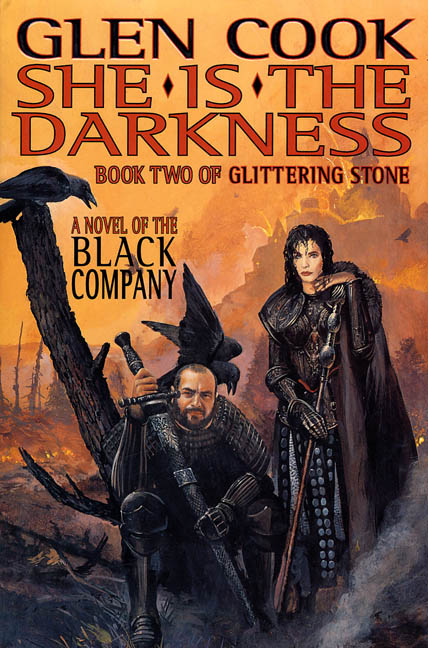 She Is the Darkness (The Black Company, #7)