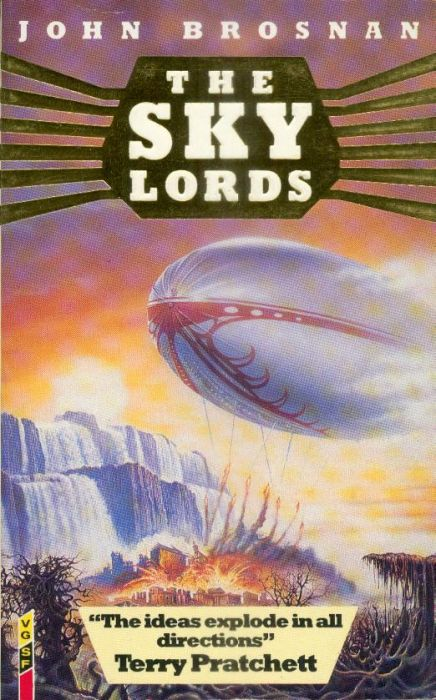 The Sky Lords (Sky Lords, #1)