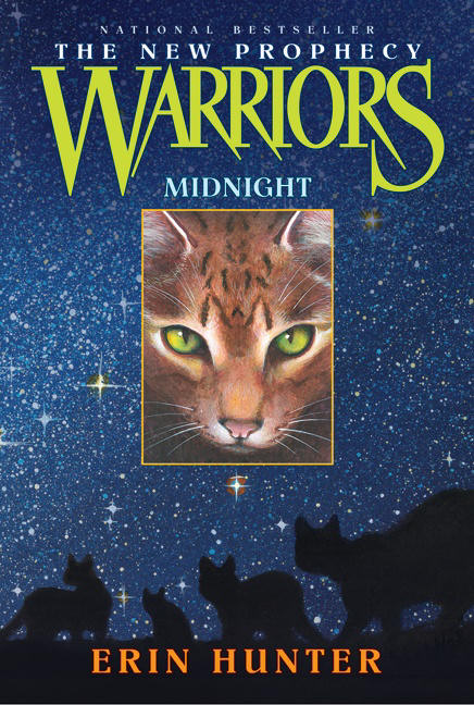Midnight (Warriors: The New Prophecy, #1)