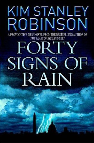 Forty Signs of Rain (Capital Code, #1)