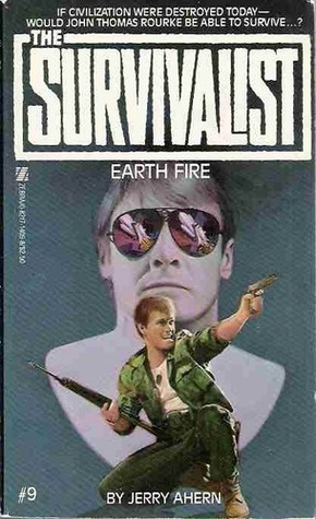 Earth Fire (The Survivalist, #9)