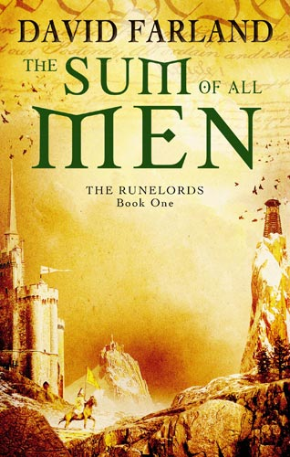 The Sum of All Men (The Runelords, #1)