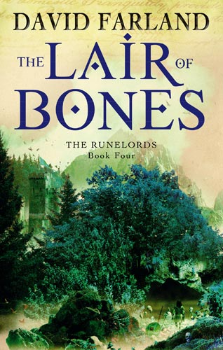 The Lair of Bones (The Runelords, #4)