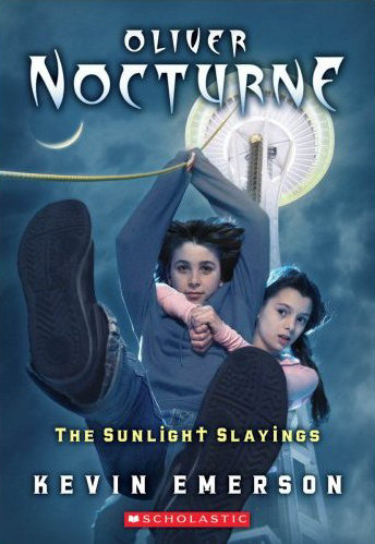 The Sunlight Slayings (Oliver Nocturne, #2)