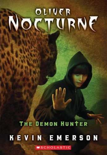 Demon Hunter (Oliver Nocturne, #4)