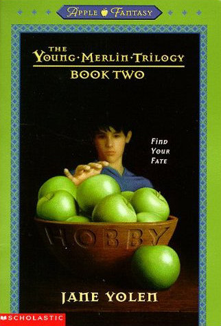 Hobby (The Young Merlin Trilogy, #2)