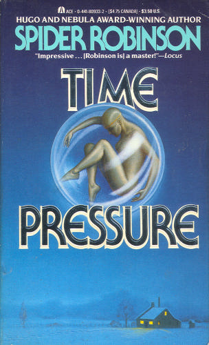 Time Pressure (The Deathkiller Trilogy / The Lifehouse Trilogy, #2)