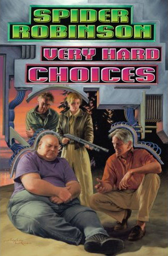 Very Hard Choices (Russell Walker, #2)