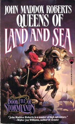 Queens of Land and Sea (Stormlands, #5)