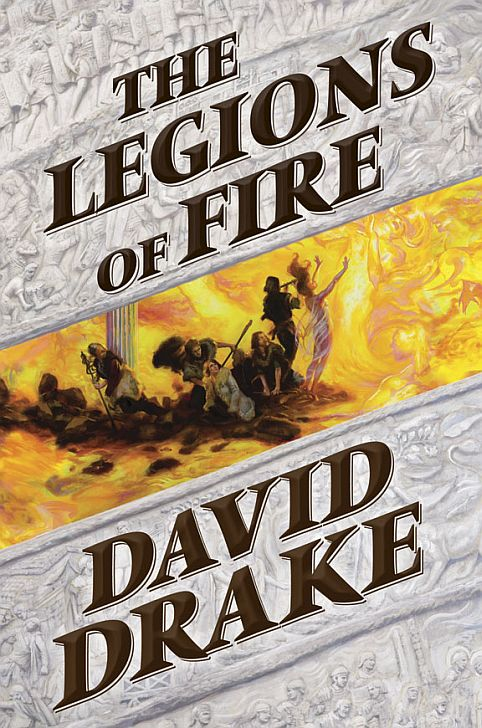 The Legions of Fire (The Books of the Elements, #1)