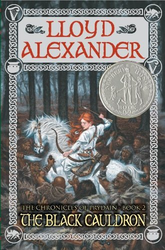 The Black Cauldron (Chronicles of Prydain, #2)