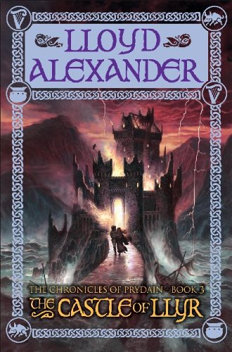 The Castle of Llyr (Chronicles of Prydain, #3)