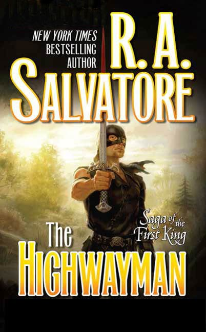 The Highwayman (Saga of the First King, #1)