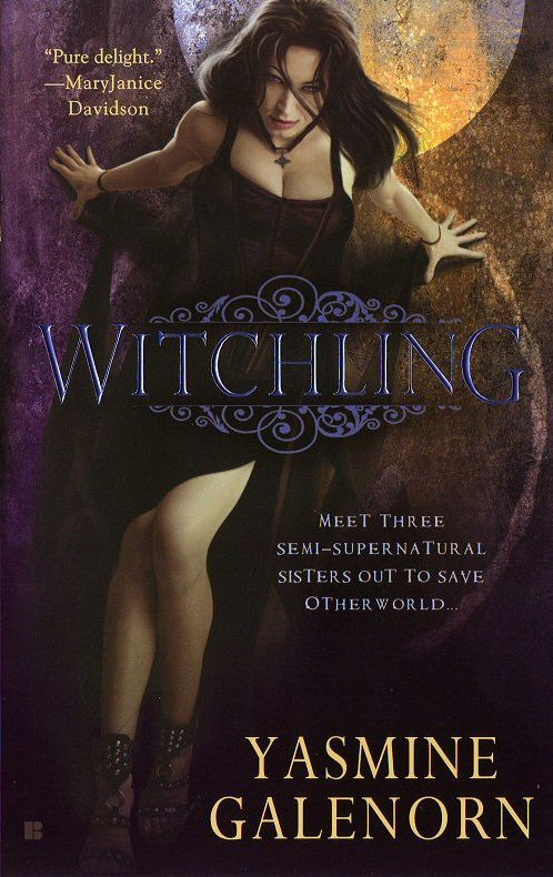 Witchling (Sisters of the Moon / The Otherworld Series, #1)