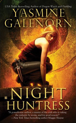 Night Huntress (Sisters of the Moon / The Otherworld Series, #5)