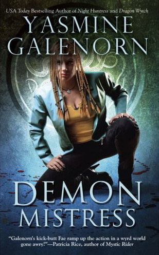 Demon Mistress (Sisters of the Moon / The Otherworld Series, #6)