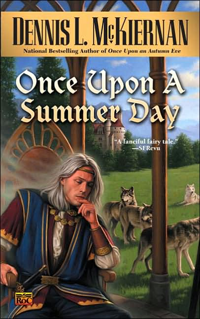 Once Upon a Summer Day (The Faery Series, #2)
