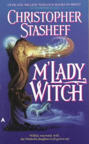 M'lady Witch (Heirs to the Warlock / The Warlock's Heirs, #1)