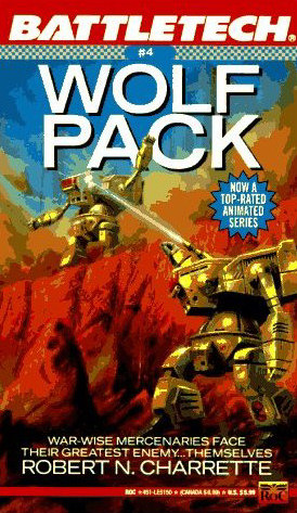 Wolf Pack (BattleTech, #4)