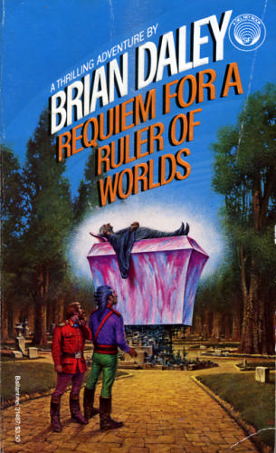 Requiem for a Ruler of Worlds (The Adventures of Alacrity Fitzhugh and Hobart Floyt, #1)
