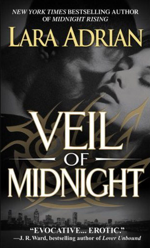 Veil of Midnight (The Midnight Breed, #5)