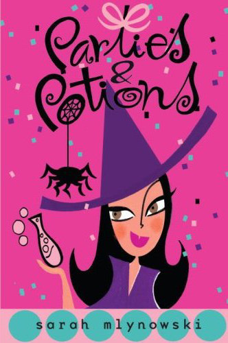 Parties and Potions (Magic in Manhattan, #4)