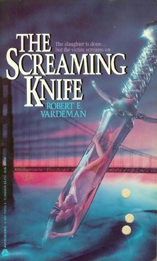 The Screaming Knife (Peter Thorne, #1)